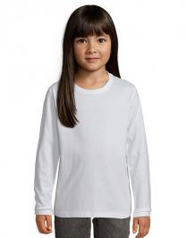 Imperial Long Sleeve Kids T-Shirt