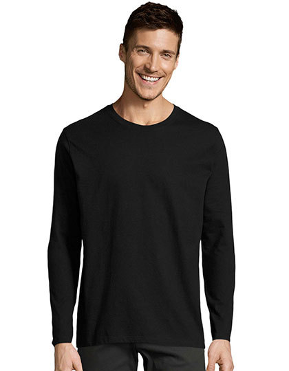 Men`s Long-Sleeve T-Shirt Imperial